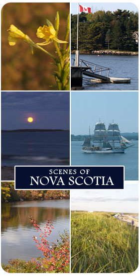 Scenes of Nova Scotia